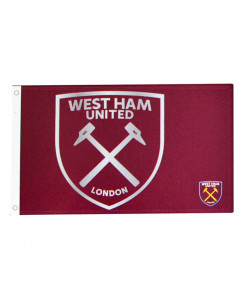 West Ham United Team React zastava 152x91
