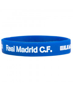 Real Madrid Silikon Armband