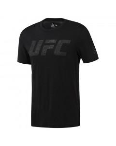 UFC Reebok Logo T-Shirt