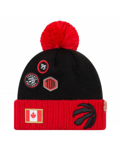 Toronto Raptors New Era 2018 NBA Draft Wintermütze