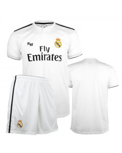 Real Madrid Home Replica Kinder Trikot Komplet Set