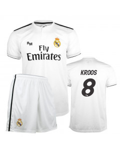 Kroos 8 Real Madrid Home replika komplet dječji dres