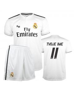 Real Madrid Home replika komplet dječji dres (tisak po želji +12,30€)