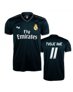 Real Madrid Away replika dres (poljubni tisk +15€)