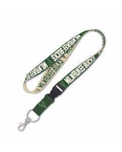 Milwaukee Bucks Schlüsselhalsband