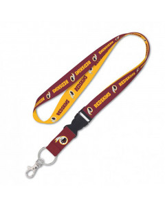 Washington Redskins Schlüsselhalsband