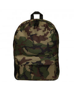 New Era Woodland Camo Stadium Pack Rucksack