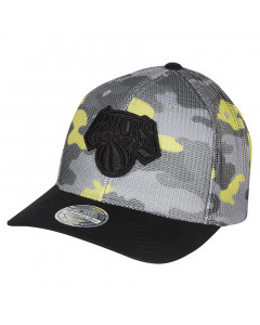 New York Knicks Mitchell & Ness Flou Camo Flexfit 110 kapa