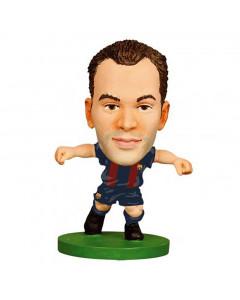 SoccerStarz Andres Iniesta