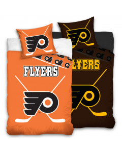 Philadelphia Flyers Glow In The Dark posteljnina 140x200