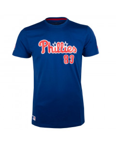 Philadelphia Phillies New Era Apparel Script T-Shirt