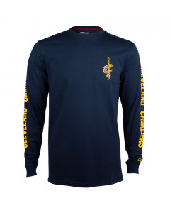 Cleveland Cavaliers New Era Team Apparel T-Shirt langarm