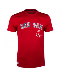 Boston Red Sox New Era Supporters Team Logo majica