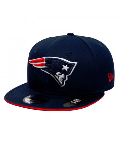 New England Patriots New Era 9FIFTY Team Mütze