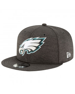 Philadelphia Eagles New Era 9FIFTY 2018 NFL Official Sideline Home kapa
