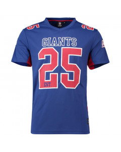 New York Giants Moro Poly Mesh T-Shirt