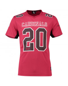 Arizona Cardinals Moro Poly Mesh T-Shirt