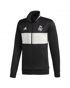 Real Madrid Adidas 3S Track Jacke