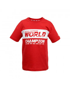 Michael Schumacher World Champion Kinder T-Shirt
