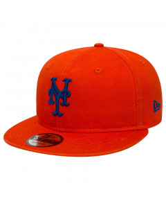 New York Mets Washed New Era 9FIFTY Washed Team Mütze