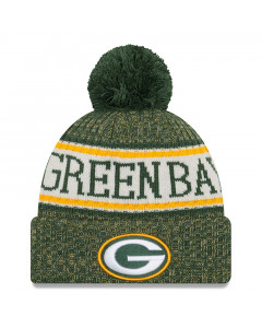 Green Bay Packers New Era 2018 NFL Cold Weather Sport Knit Wintermütze