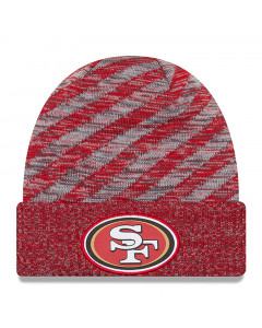 San Francisco 49ers New Era 2018 NFL Cold Weather TD Knit zimska kapa