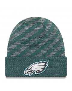 Philadelphia Eagles New Era 2018 NFL Cold Weather TD Knit Wintermütze