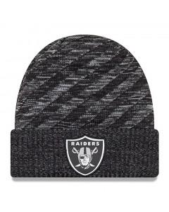 Oakland Raiders New Era 2018 NFL Cold Weather TD Knit Wintermütze