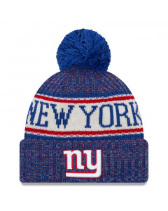 New York Giants New Era 2018 NFL Cold Weather Sport Knit Wintermütze