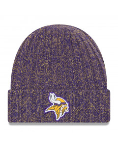 Minnesota Vikings New Era 2018 NFL Cold Weather TD Knit ženska zimska kapa