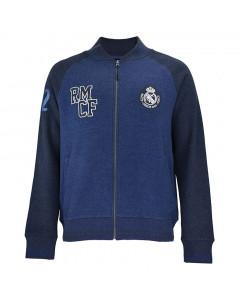 Real Madrid Zip Kinder Jacke N°4