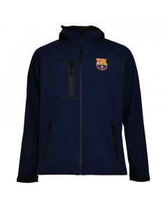 FC Barcelona City Softshell Jacke