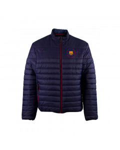 FC Barcelona Padded Kinder Winterjacke N°2