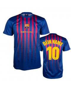 FC Barcelona Fun Training T-Shirt 2019 (Druck nach Wahl +15€)