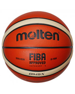 Molten BGM5X Kinder Basketball Ball