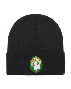 Boston Celtics Mitchell & Ness Team Logo Wintermütze