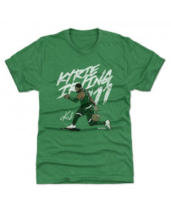 Kyrie Irving 500 Level Handles W Heather Kelly Green majica