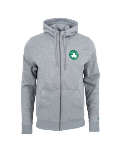 Boston Celtics New Era Team Apparel zip majica sa kapuljačom