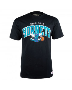 Charlotte Hornets Mitchell & Ness Team Arch majica