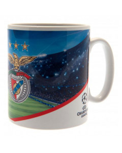 Benfica Champions League Tasse