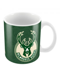 Milwaukee Bucks Team Logo šolja