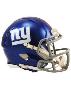 New York Giants Riddell Speed Mini Helm