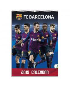 FC Barcelona koledar 2019