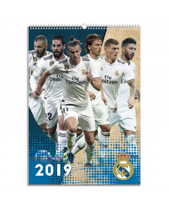 Real Madrid koledar 2019