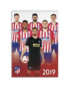 Atlético de Madrid Kalender 2019