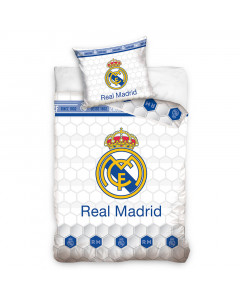 Real Madrid Bettwäsche 140x200