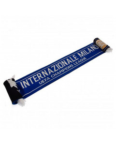 Inter Milan Champions League šal