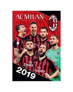 AC Milan kalendar 2019