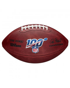 Wilson The Duke NFL 100th Anniversary offilzieller Ball für American Football