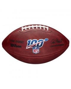 Wilson The Duke NFL 100th Anniversary uradna žoga za ameriški nogomet
